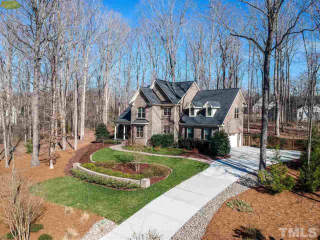 120 Mallard Bluff Way, Pittsboro, NC 27312 (#2243549) :: M&J Realty Group