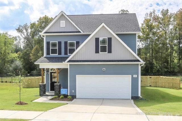 132 Durwin Lane, Clayton, NC 27520 (#2243562) :: The Perry Group