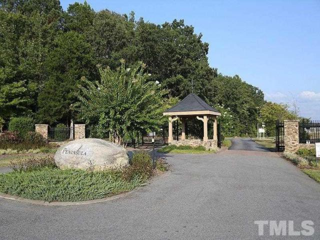 Lot 37 Waterstone Lane, Henderson, NC 27537 (#2243583) :: Morgan Womble Group