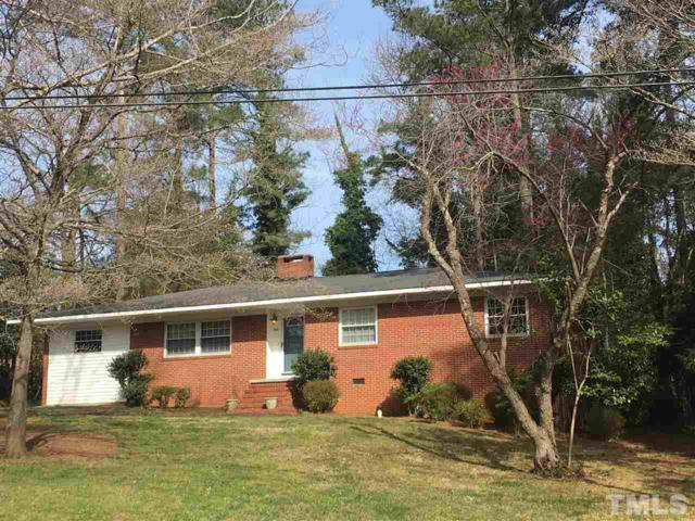 908 Woodland Drive, Siler City, NC 27344 (#2243594) :: The Perry Group