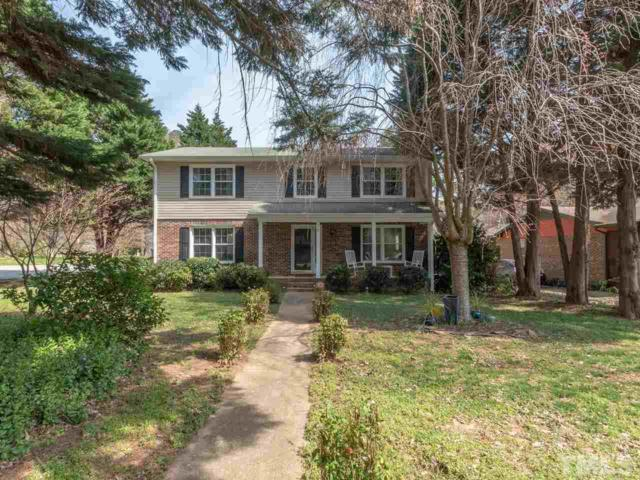 3616 Morningside Drive, Raleigh, NC 27607 (#2243598) :: The Perry Group