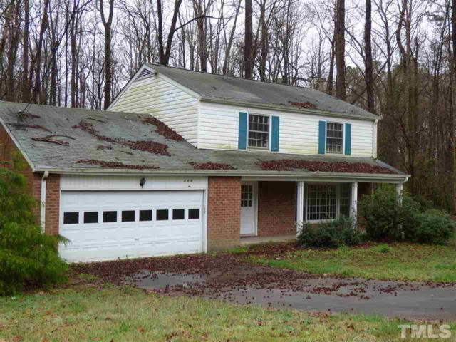 1100 Willow Drive, Chapel Hill, NC 27517 (#2243652) :: The Beth Hines Team