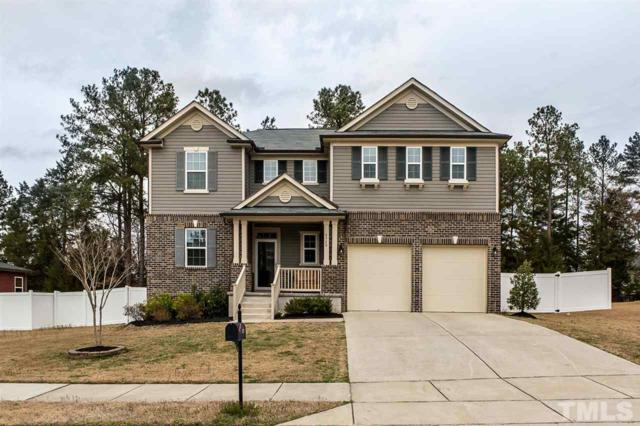 4720 Lonnie Drive, Rolesville, NC 27571 (#2243667) :: The Perry Group