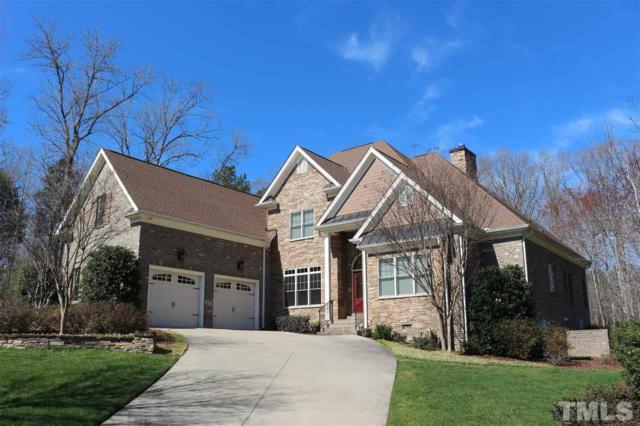 223 Lookout Ridge, Pittsboro, NC 27312 (#2243680) :: M&J Realty Group
