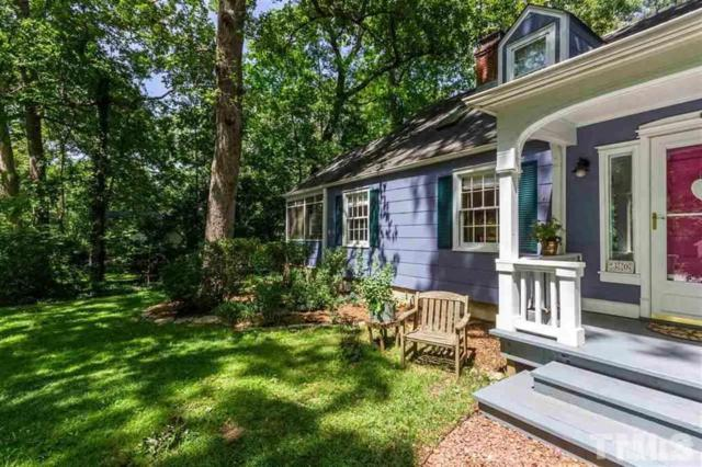 30 Oakwood Drive, Chapel Hill, NC 27517 (#2243728) :: Morgan Womble Group