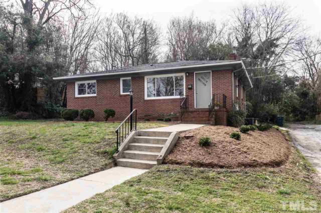 808 Camden Avenue, Durham, NC 27701 (#2243755) :: The Amy Pomerantz Group