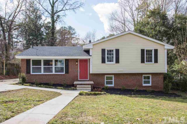 3523 Brentwood Road, Raleigh, NC 27604 (#2243798) :: The Perry Group