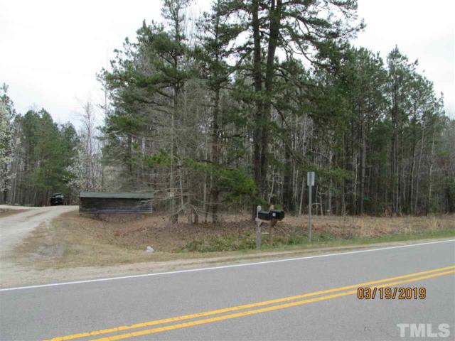 00 Nc 43 Highway, Warrenton, NC 27589 (#2243831) :: Dogwood Properties