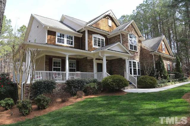 5608 Pine Rock Court, Wake Forest, NC 27587 (#2243877) :: The Perry Group