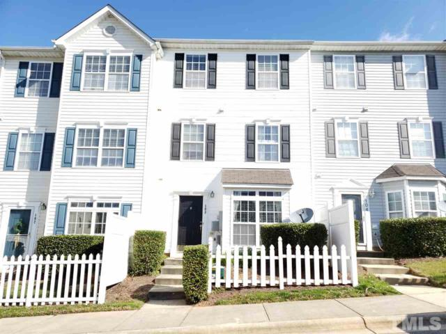 3021 Barrymore Street #103, Raleigh, NC 27603 (#2244035) :: The Jim Allen Group