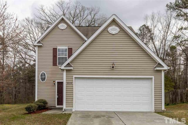 2038 Spring Creek Drive, Durham, NC 27704 (#2244081) :: The Perry Group