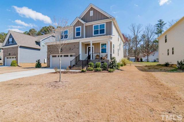 8112 Wheeler Woods Drive, Apex, NC 27539 (#2244083) :: The Results Team, LLC