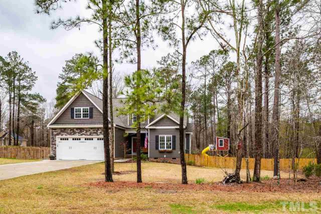 809 E Stanley Street, Four Oaks, NC 27524 (#2244090) :: The Perry Group