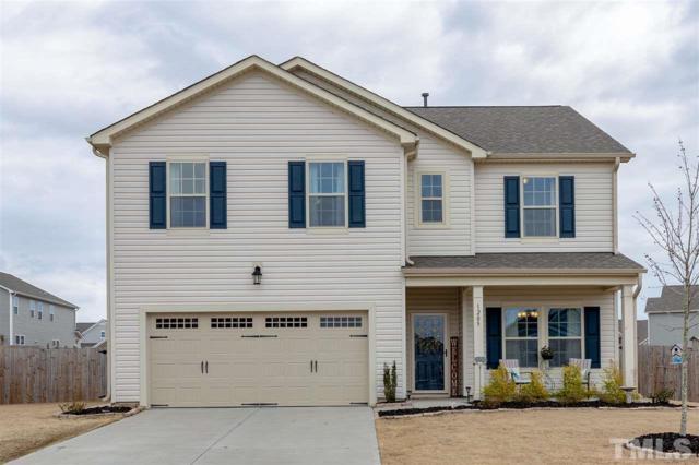 1205 Windrose Drive, Fuquay Varina, NC 27526 (#2244098) :: RE/MAX Real Estate Service