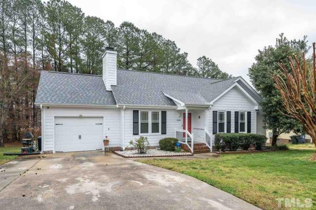 4104 Willow Haven Court, Raleigh, NC 27616 (#2244100) :: The Jim Allen Group