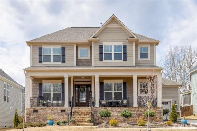 104 Harmony Creek Place, Apex, NC 27539 (#2244193) :: The Perry Group
