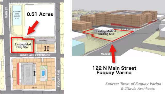 122 N Main Street, Fuquay Varina, NC 27526 (#2244208) :: The Results Team, LLC