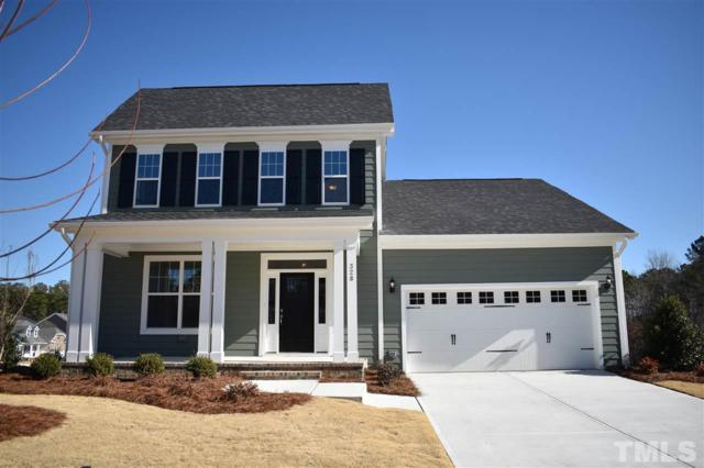 301 Cahors Trail, Holly Springs, NC 27540 (#2244213) :: The Perry Group