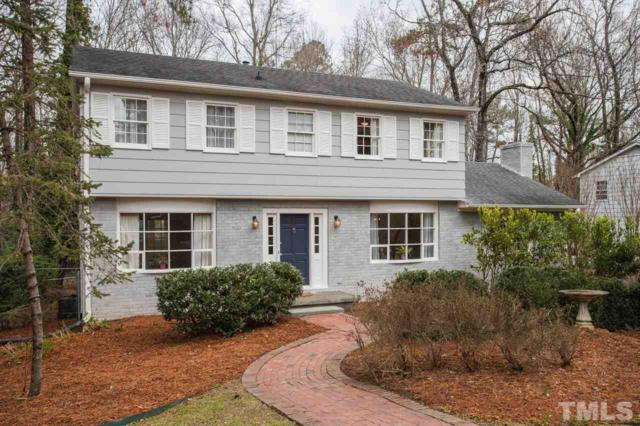 1703 Fountain Ridge, Chapel Hill, NC 27517 (#2244239) :: The Perry Group