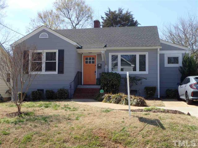 110 S Pettigrew Street, Raleigh, NC 27610 (#2244252) :: The Results Team, LLC