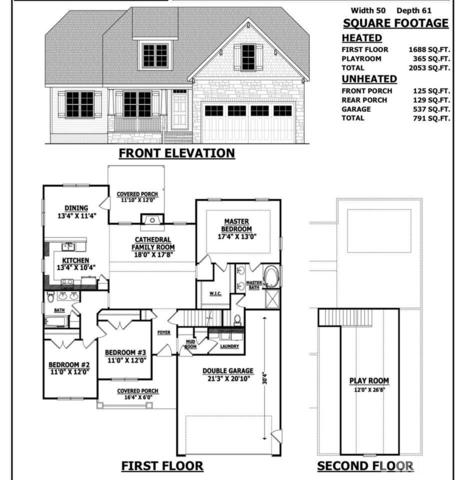 7642 Benson Hardee Road, Benson, NC 27504 (#2244272) :: Marti Hampton Team - Re/Max One Realty