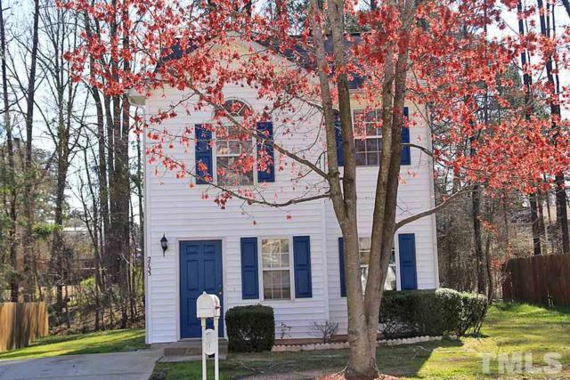 2733 Midway Park Court, Raleigh, NC 27610 (#2244315) :: The Perry Group