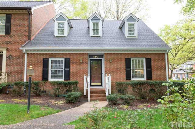 500 Weathergreen Drive, Raleigh, NC 27615 (#2244322) :: The Jim Allen Group