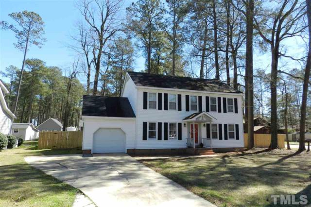 1205 S Crescent Drive, Smithfield, NC 27577 (#2244354) :: The Perry Group