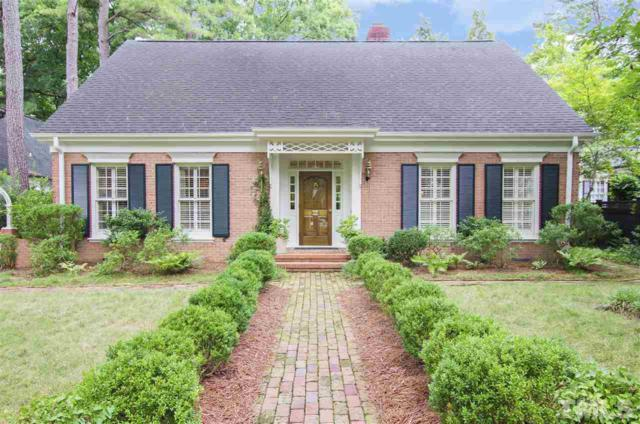 815-2 Marlowe Road #2, Raleigh, NC 27609 (#2244438) :: Dogwood Properties