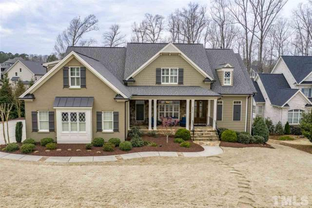4911 Gann Trail, Raleigh, NC 27612 (#2244440) :: The Jim Allen Group