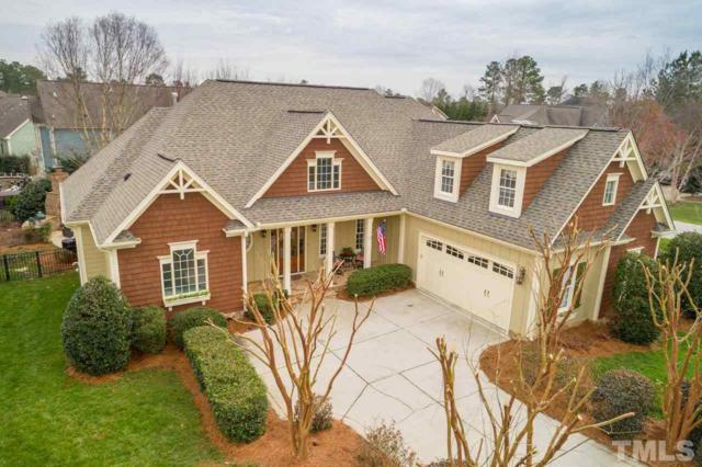 4409 Alden Mist Court, Apex, NC 27539 (#2244472) :: The Jim Allen Group