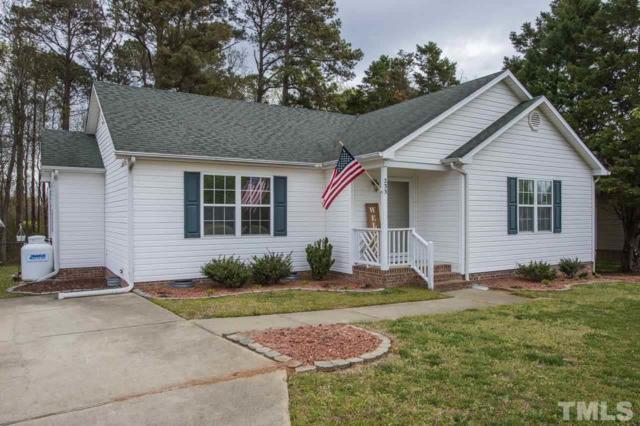 233 Skylar Lane, Four Oaks, NC 27524 (#2244539) :: The Perry Group
