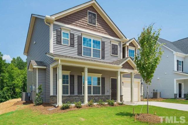 110 W Falcon Court, Clayton, NC 27520 (#2244570) :: Marti Hampton Team - Re/Max One Realty