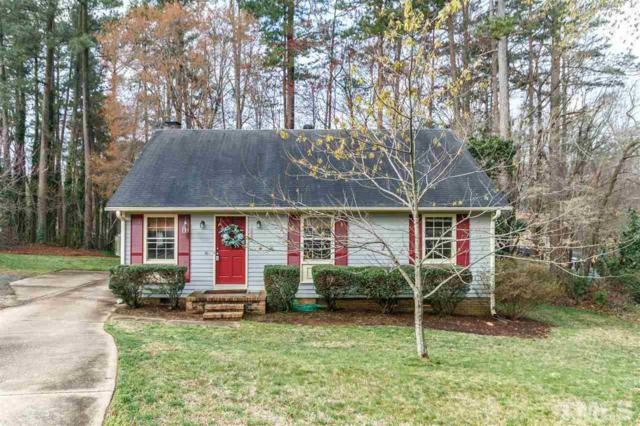 1009 Woodhill Court, Raleigh, NC 27615 (#2244719) :: The Perry Group