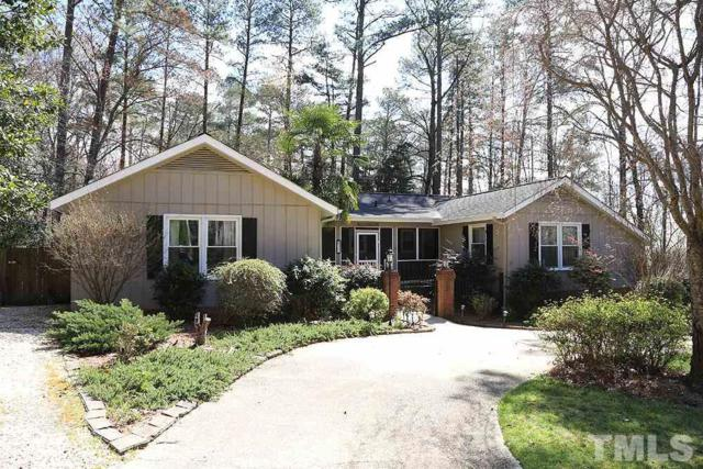 100 Oakwood Drive, Wake Forest, NC 27587 (#2244740) :: The Perry Group