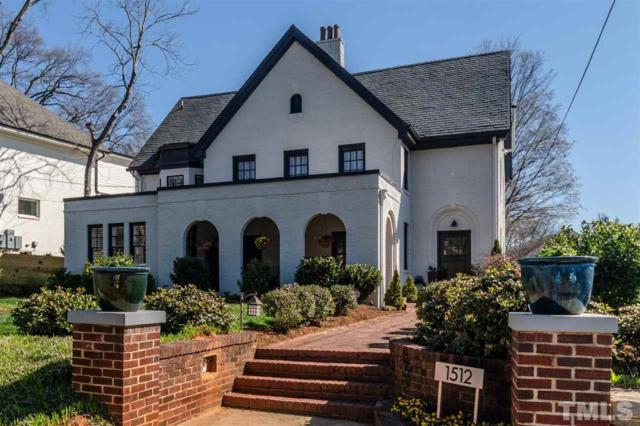 1512 Carr Street, Raleigh, NC 27608 (#2244742) :: The Perry Group