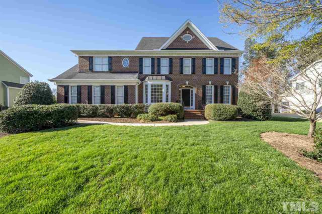 3725 Wesley Ridge Drive, Apex, NC 27539 (#2244836) :: The Perry Group