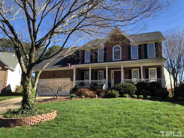 410 Danton Drive, Cary, NC 27518 (#2244851) :: The Perry Group