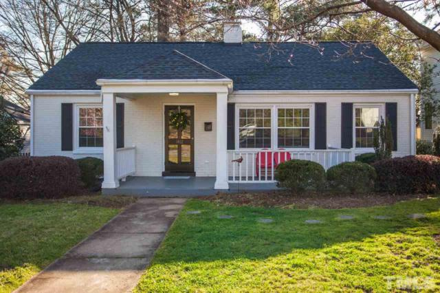 1812 Hilton Street, Raleigh, NC 27608 (#2244866) :: The Perry Group