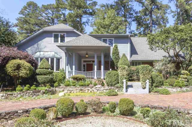 103 Pasquotank Drive, Raleigh, NC 27609 (#2244886) :: The Jim Allen Group