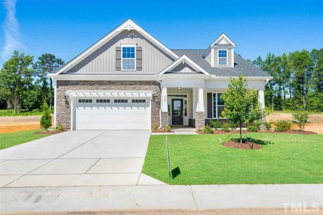 1206 Valley Dale Drive, Fuquay Varina, NC 27526 (#2244911) :: Marti Hampton Team - Re/Max One Realty