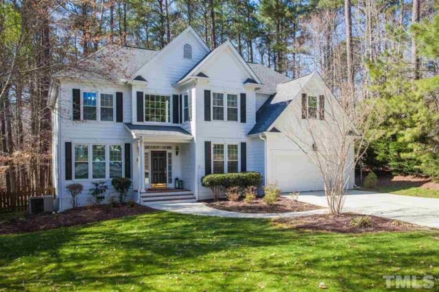 2629 Forest Lake Court, Wake Forest, NC 27587 (#2244930) :: The Jim Allen Group