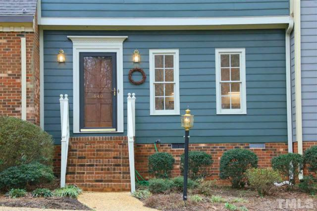 540 Weathergreen Drive, Raleigh, NC 27615 (#2244994) :: The Jim Allen Group