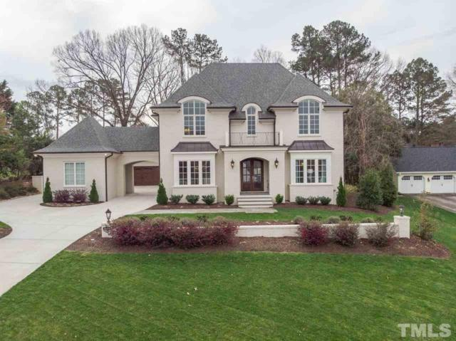 3309 Thomas Road, Raleigh, NC 27607 (#2245035) :: Dogwood Properties