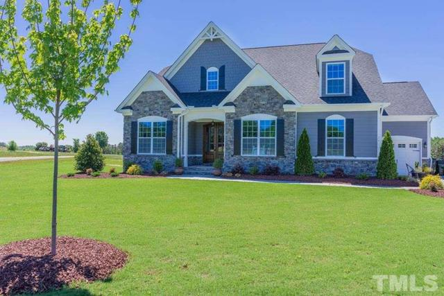 1123 Valley Dale Drive, Fuquay Varina, NC 27526 (#2245086) :: Marti Hampton Team - Re/Max One Realty