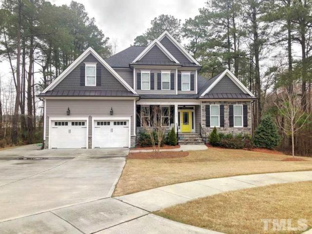 3121 Ginger Lake Court, Zebulon, NC 27597 (#2245103) :: The Perry Group