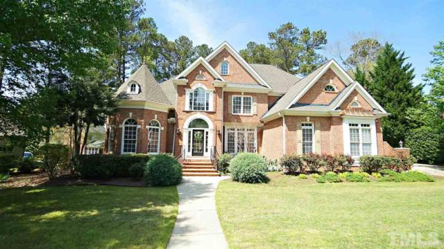 105 Ridge Creek Drive, Morrisville, NC 27560 (#2245159) :: The Perry Group