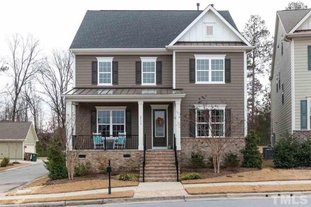 2116 Bluff Oak Drive, Cary, NC 27519 (#2245191) :: The Jim Allen Group