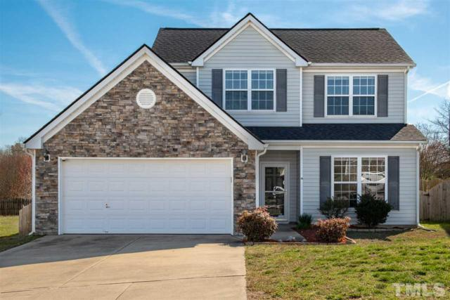2437 Lazy River Drive, Raleigh, NC 27610 (#2245212) :: The Jim Allen Group