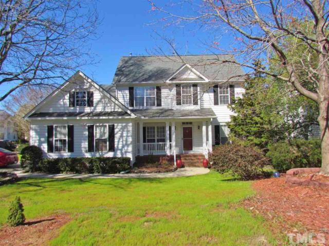 6638 Lewey Drive, Cary, NC 27519 (#2245218) :: The Perry Group